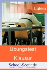 """Klassenarbeiten zum Lehrbuch """"Cursus - Ausgabe A"""", Lektionen 36 - 38"""