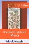"""Vergrößerte Darstellung Cover: Übungsblatt zum Lehrbuch """"Prima - Ausgabe A"""" - Lektionen 23 - 24 - Teil 1. Externe Website (neues Fenster)"""