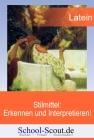 Stilmittel: Erkennen und Interpretieren! Personifizierung, Synonym, Antithese, Homoioteleuton, rhetorische Frage