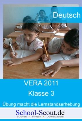 VERA 2011 - Bereich: Sprache und Sprachgebrauch