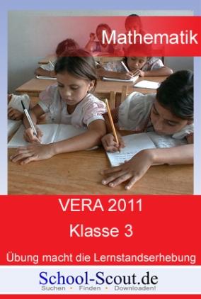 VERA 2011 - Bereich: Messen und Größen