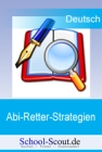 Abi-Retter-Strategien: Textinterpretation