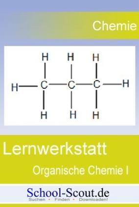 Lernwerkstatt: Organische Chemie I