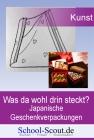 Was da wohl drin steckt? Japanische Geschenkverpackungen