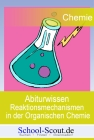 Vergrößerte Darstellung Cover: Abiturwissen: Reaktionsmechanismen in der Organischen Chemie. Externe Website (neues Fenster)