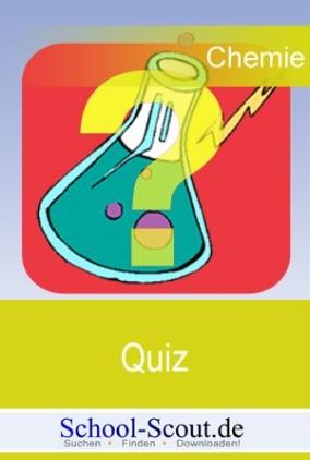 Quiz - Ankreuzfragen zu Reinstoffen, Gemischen und Trennverfahren