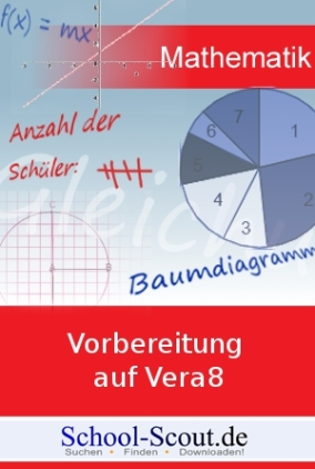 School-Scout-Übungsaufgabe zur Lernstandserhebung (VERA) im Fach Mathematik, Klasse 8 (Teil IV)
