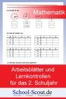 Vergrößerte Darstellung Cover: Soforthilfe bei Klassenarbeiten! Arbeitsblätter und Lernkontrollen für das 2. Schuljahr. Externe Website (neues Fenster)