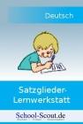 Lernwerkstatt: Satzglieder