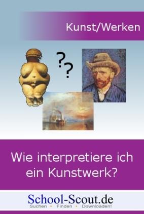 Wie interpretiere ich ein Kunstwerk? Zeichnung, Malerei, Plastik