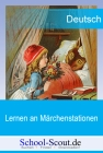 Vergrößerte Darstellung Cover: Lernen an Märchenstationen: Hänsel und Gretel. Externe Website (neues Fenster)