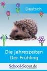 Vergrößerte Darstellung Cover: Lernen an Stationen: Der Frühling. Externe Website (neues Fenster)