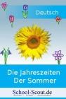 Vergrößerte Darstellung Cover: Lernen an Stationen: Der Sommer. Externe Website (neues Fenster)