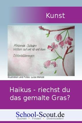 Haiku - riechst du das gemalte Gras?