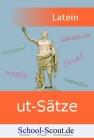 ut-Sätze und ihre Funktion: Erkennen und Üben