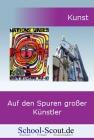 Vergrößerte Darstellung Cover: Lernwerkstatt: Friedensreich Hundertwasser. Externe Website (neues Fenster)