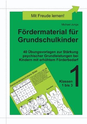 Fördermaterial für Grundschulkinder 1