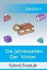 Lernen an Stationen: Der Winter