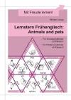 Vergrößerte Darstellung Cover: Lernstern Frühenglisch: Animals and pets. Externe Website (neues Fenster)