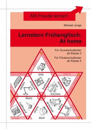 Lernstern Frühenglisch: At home