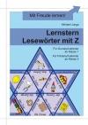 Vergrößerte Darstellung Cover: Lernstern Lesewörter mit Z. Externe Website (neues Fenster)