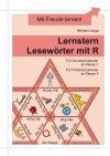 Vergrößerte Darstellung Cover: Lernstern Lesewörter mit R. Externe Website (neues Fenster)