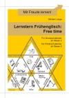 Lernstern Frühenglisch: Free time