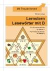 Vergrößerte Darstellung Cover: Lernstern Lesewörter mit B. Externe Website (neues Fenster)