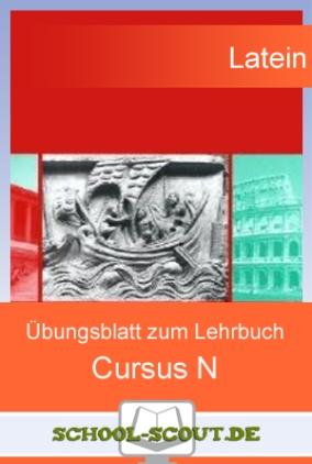 Cursus Ausgabe N - Übungsblätter - Lektion 31 - 35