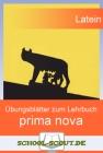 Vergrößerte Darstellung Cover: Prima nova - Übungsblätter - Lektion 21 - 25. Externe Website (neues Fenster)