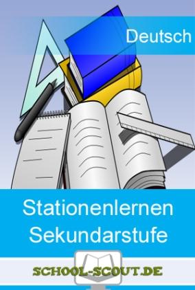 Stationenlernen: Redeanalyse