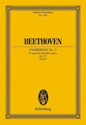 Sinfonie Nr. 3 Es-Dur op. 55