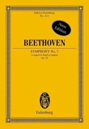 Symphony No. 7 A-Dur op. 92