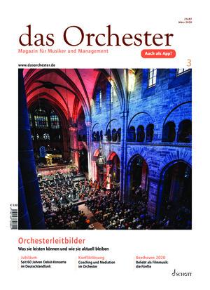 Das Orchester (03/2020)