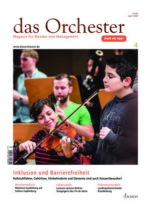 Das Orchester (04/2020)