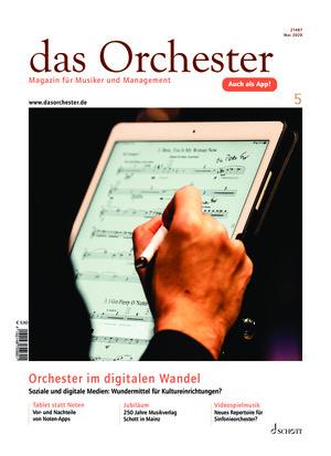 Das Orchester (05/2020)