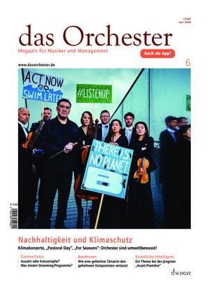 Das Orchester (06/2020)