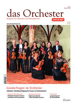 Das Orchester (10/2020)