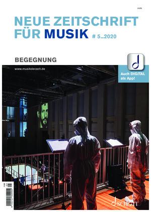Neue Zeitschrift für Musik (05/2020)