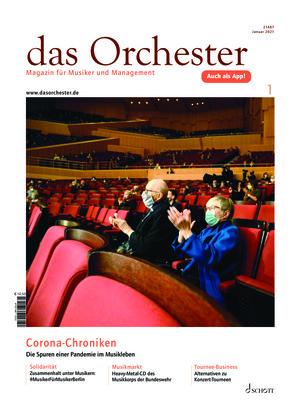 Das Orchester (01/2021)