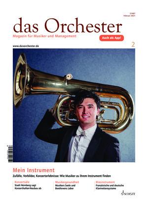 Das Orchester (02/2021)