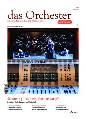 Das Orchester (03/2021)