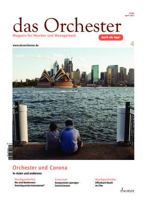 Das Orchester (04/2021)