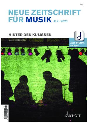 Neue Zeitschrift für Musik (02/2021)