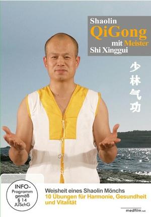 Shaolin QiGong mit Meister Shi Xinggui