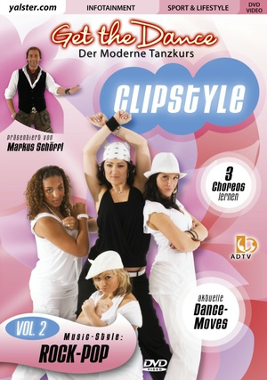 Get the Dance - Clipstyle, Vol. 2