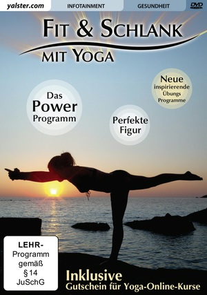 Fit & schlank - mit Yoga