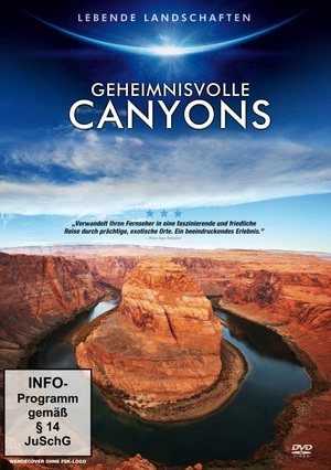 Geheimnisvolle Canyons