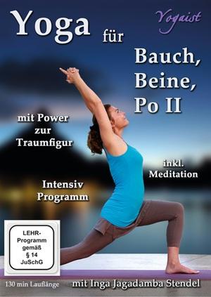 Yoga für Bauch, Beine, Po II
