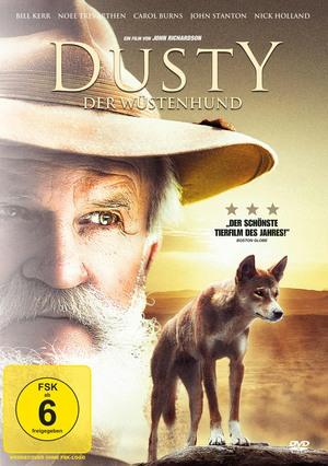 Dusty, der Wüstenhund